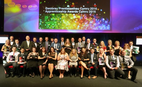 Apprenticeship Awards Cymru - Winners and Finalists 2016