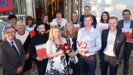 Enillwyr VQ a'r Rownd Derfynol 2015