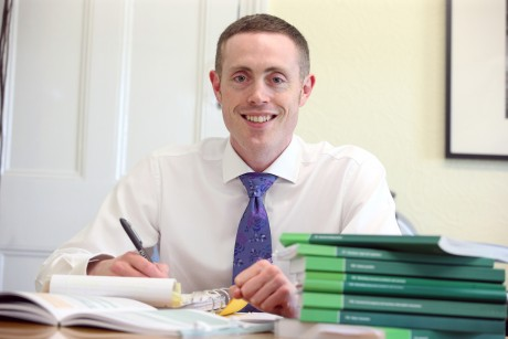 Paul Wiggins, insurance broker who leads by example.