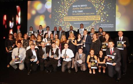 Apprenticeship Awards Cymru - Winners and Finalists 2015