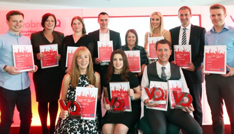 VQ Awards winners and finalists 2017